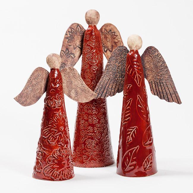 Ceramic Angels