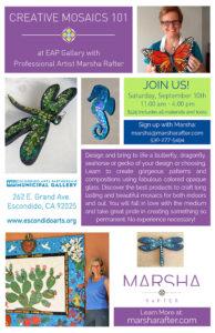 Marsha Rafter - Escondido Arts Partnership 2016