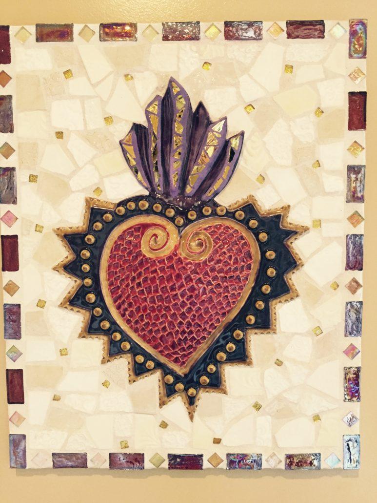 Marsha rafter mosaic artist hidden dailygadgetfo Gallery