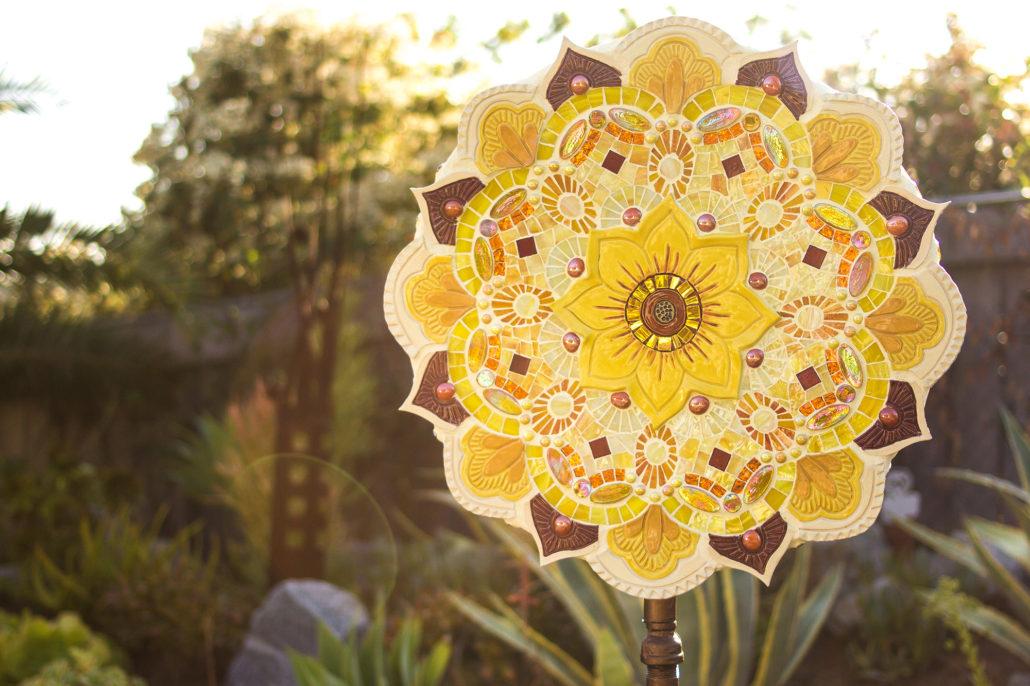 Sculptural Flower - Sunflower