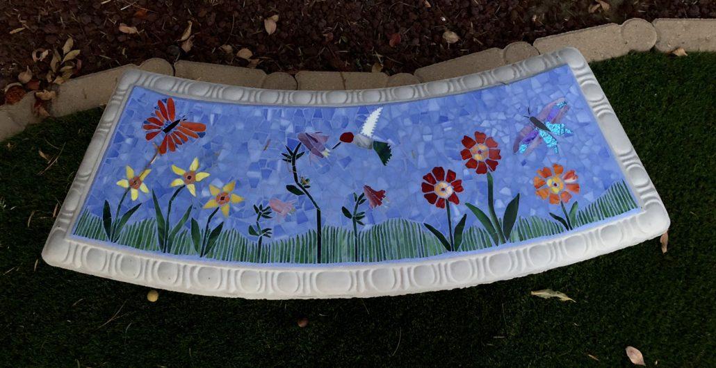 Terrific Garden Bench Marsha Rafter Ibusinesslaw Wood Chair Design Ideas Ibusinesslaworg